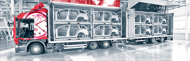 Fast, Efficient, Adaptive - with Berghof ERP for Manufacturing and Logistics
